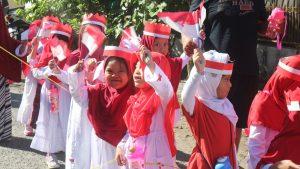 Pawai Kemerdekaan 17 Agustus Al Fatih