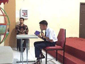 Pelantikan Pengurus Osis SMPIT Al Fatih