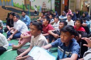 Tanamkan Adab dan Akhlaq, SMP IT Al Fatih Adakan Mabit Perdana