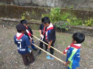 Super Camp Pramuka SDIT Al Fatih Makassar