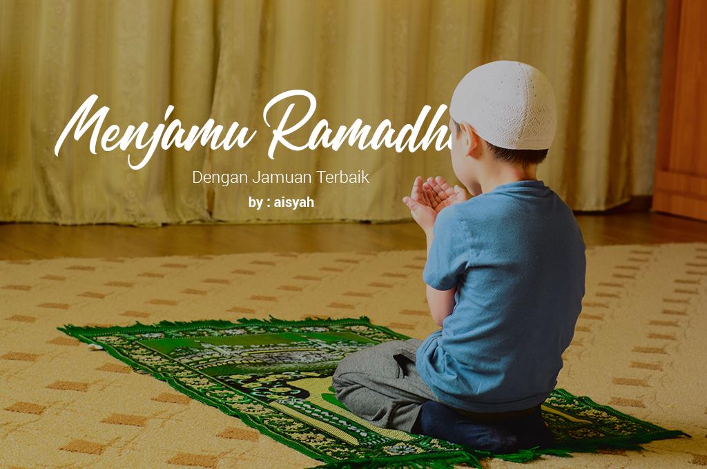 Menjamu Ramadhan