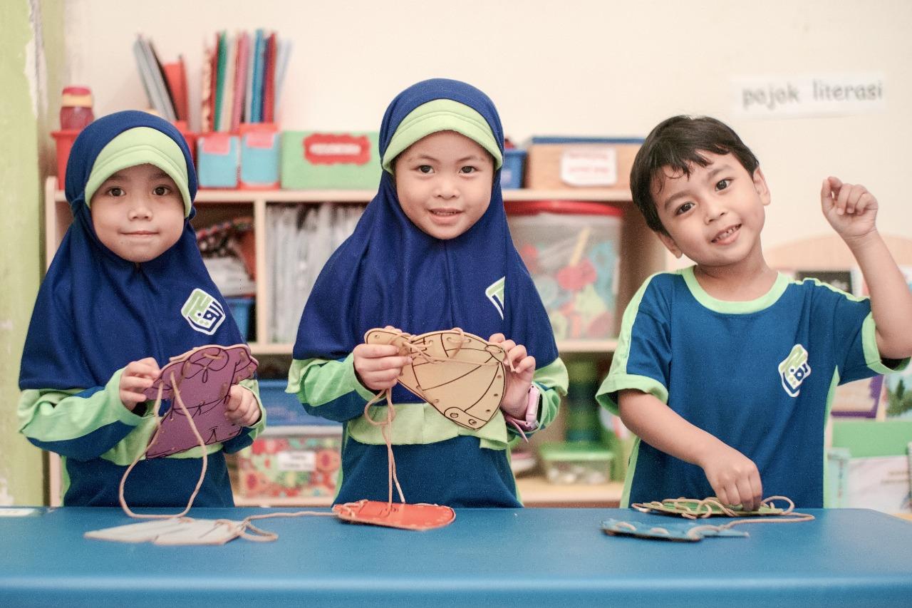 Foto Kalender TKIT Al Fatih