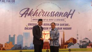 Kepala Dinas Pendidikan kota Makassar, Dr. Abd Rahman Baddo. S.P.,M.Si.