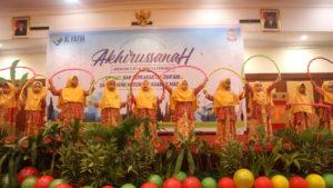 Ada Haru di Akhirussanah dan Wisuda Tahfids SIT Al Fatih Makassar