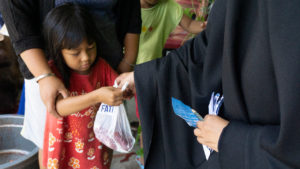 Kegiatan Penyembelihan Hewan Qurban SIT Al Fatih 1440 Hijriah