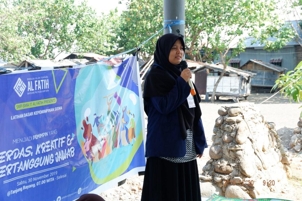 Menuju Pemimpin yang Cerdas, Kreatif, dan Bertanggung Jawab, OSIS SMP SMA Al Fatih Adakan LDKS