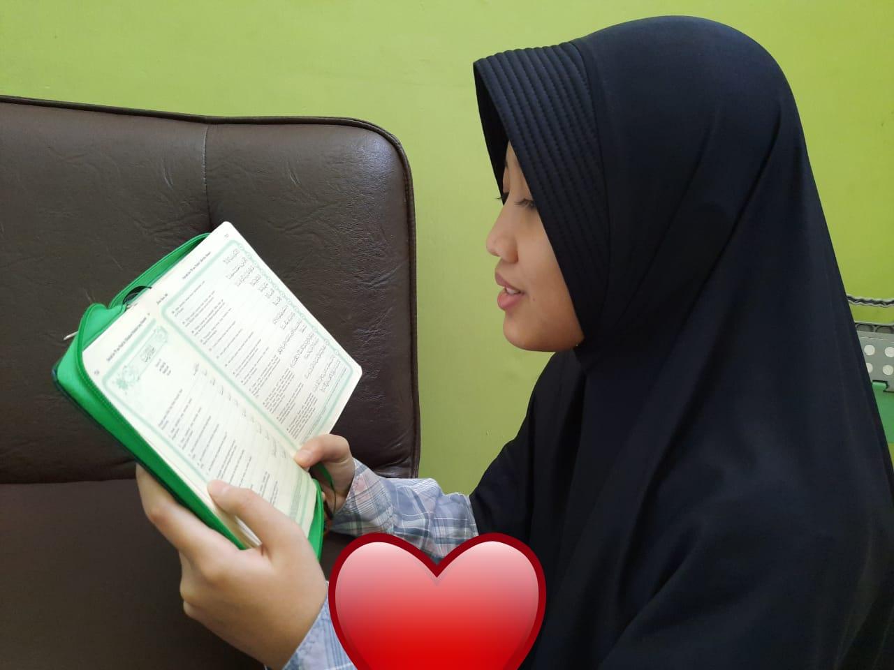 SMP SMA IT Al Fatih Gelar Daurah Quran Ramadhan Online