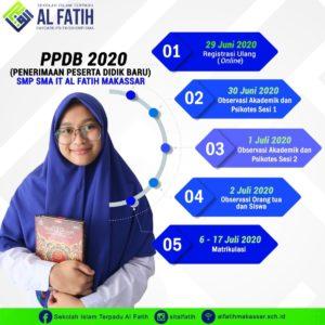 Observasi Online SMP SMA IT Al Fatih