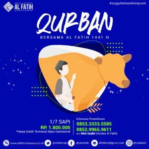 Idul Qurban SIT AL FATIH MAKASSAR